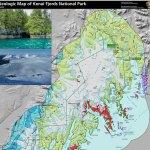 Nps Geodiversity Atlas Kenai Fjords National Park Alaska U S National Park Service