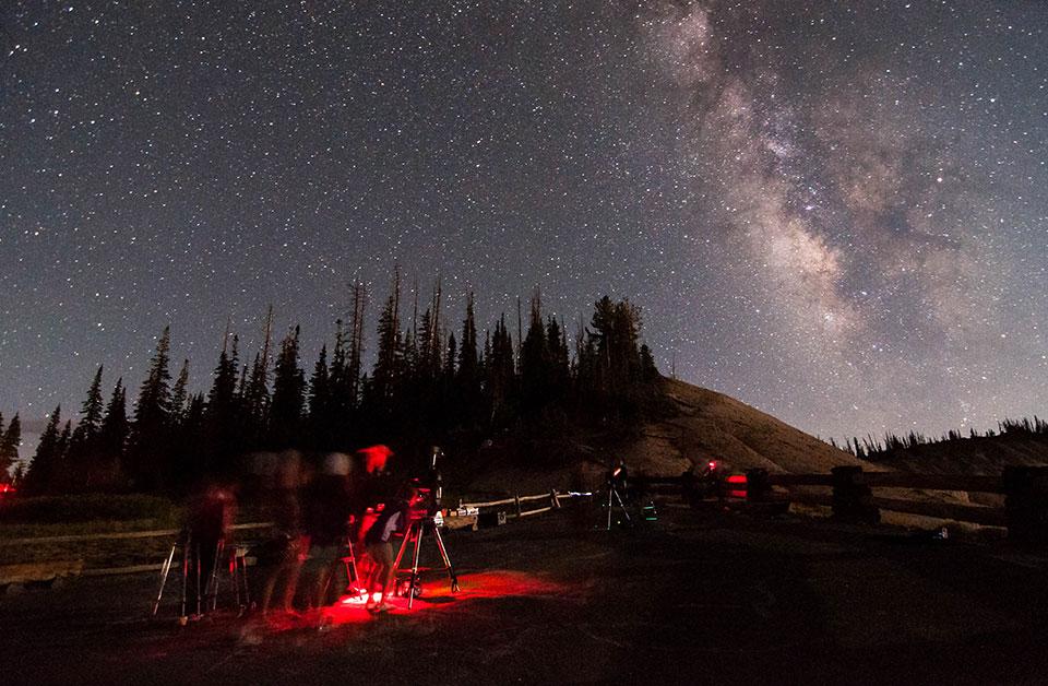 Star Parties Cedar Breaks National Monument U S