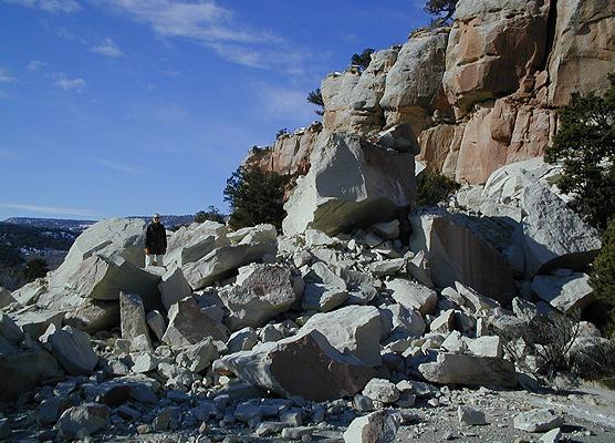 Geologic Activity Colorado National Monument U S