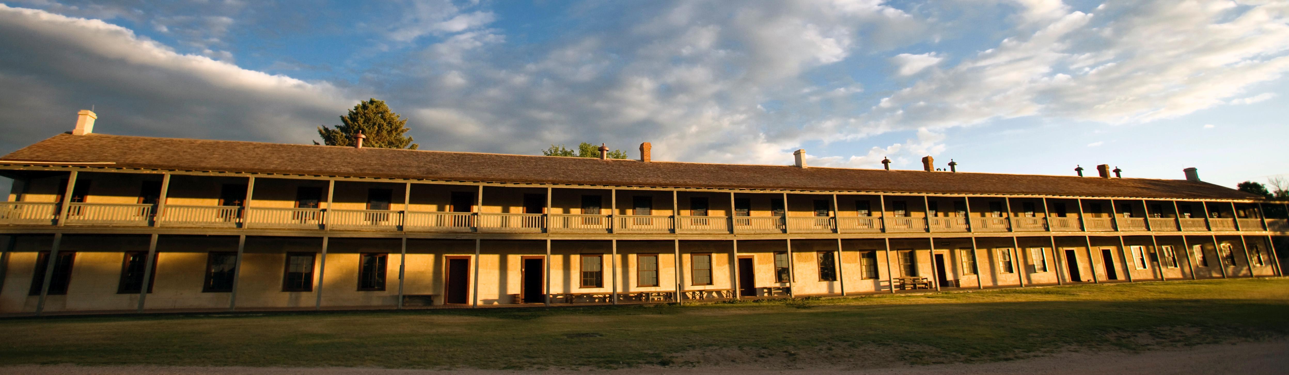 Fort Laramie National Historic Site US National Park