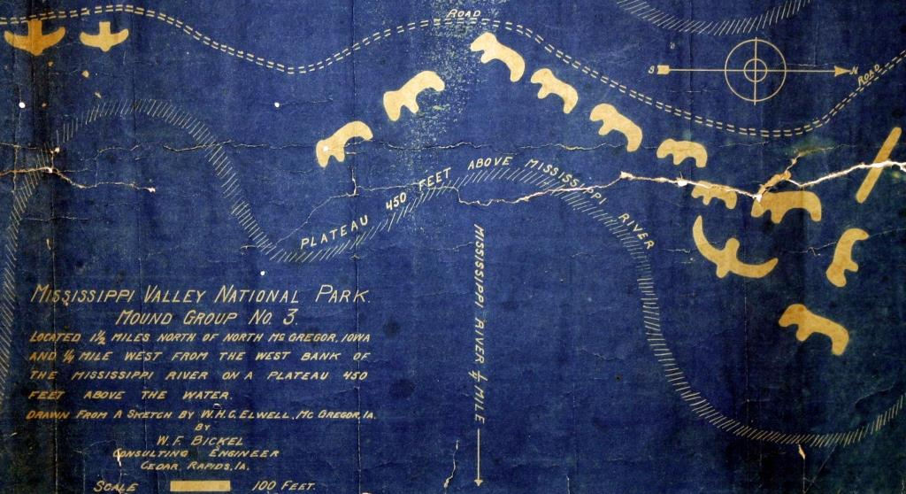 Planning Effigy Mounds National Monument U S National