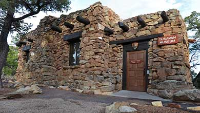 Visitor Centers, Information Desks and Museums - Grand Canyon ...
