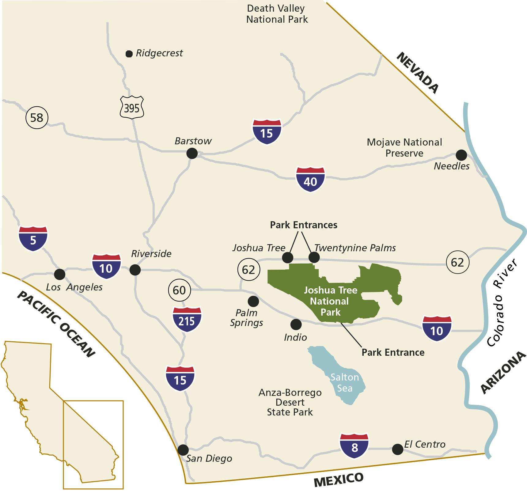 California Department Transportation Maps