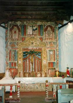 El Santuario De Chimayo American Latino Heritage A