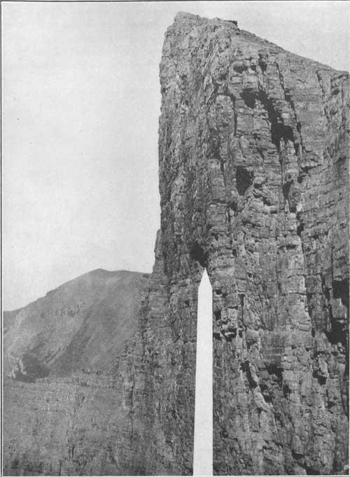 Glacier NP: Origin of the Scenic Features of the Glacier ...