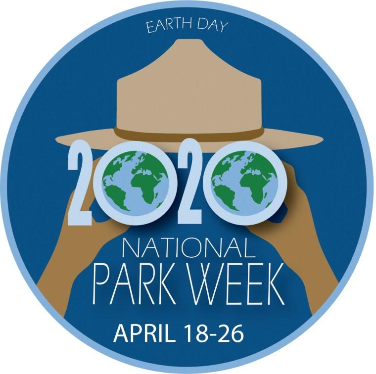 NPS 2020 Earth Day Logo