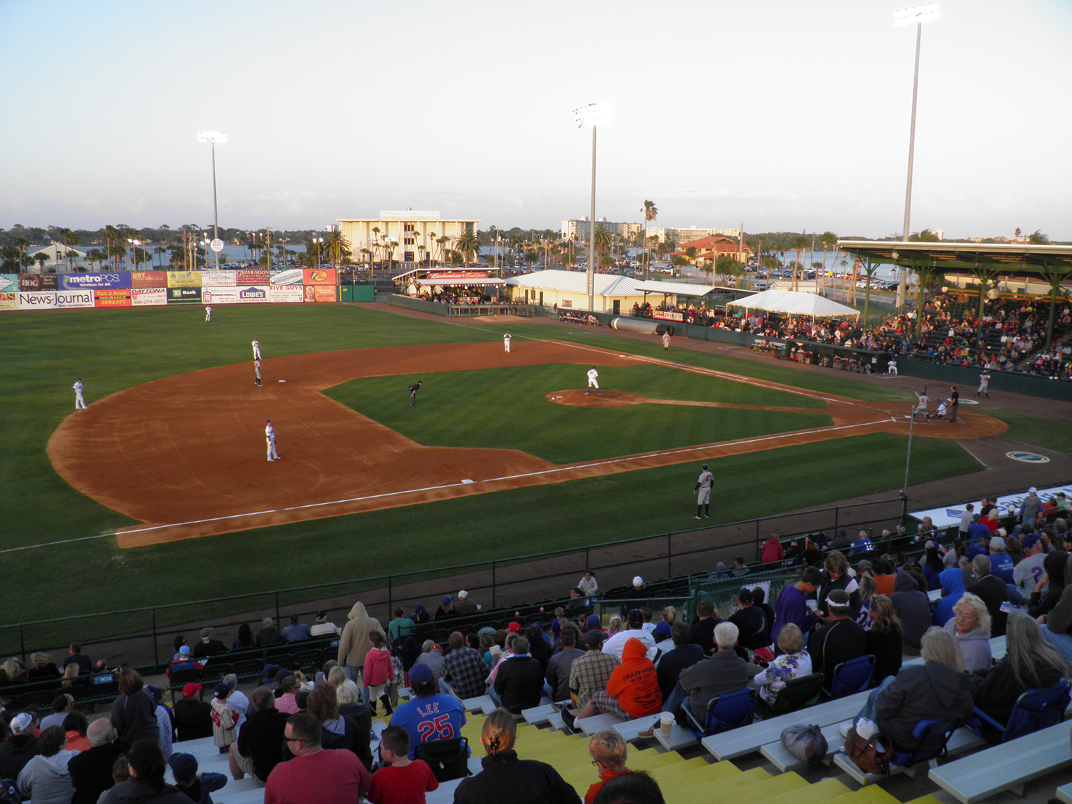 Discover The Jackie Robinson Ballpark A Lightning Lesson From Teaching With Historic Places