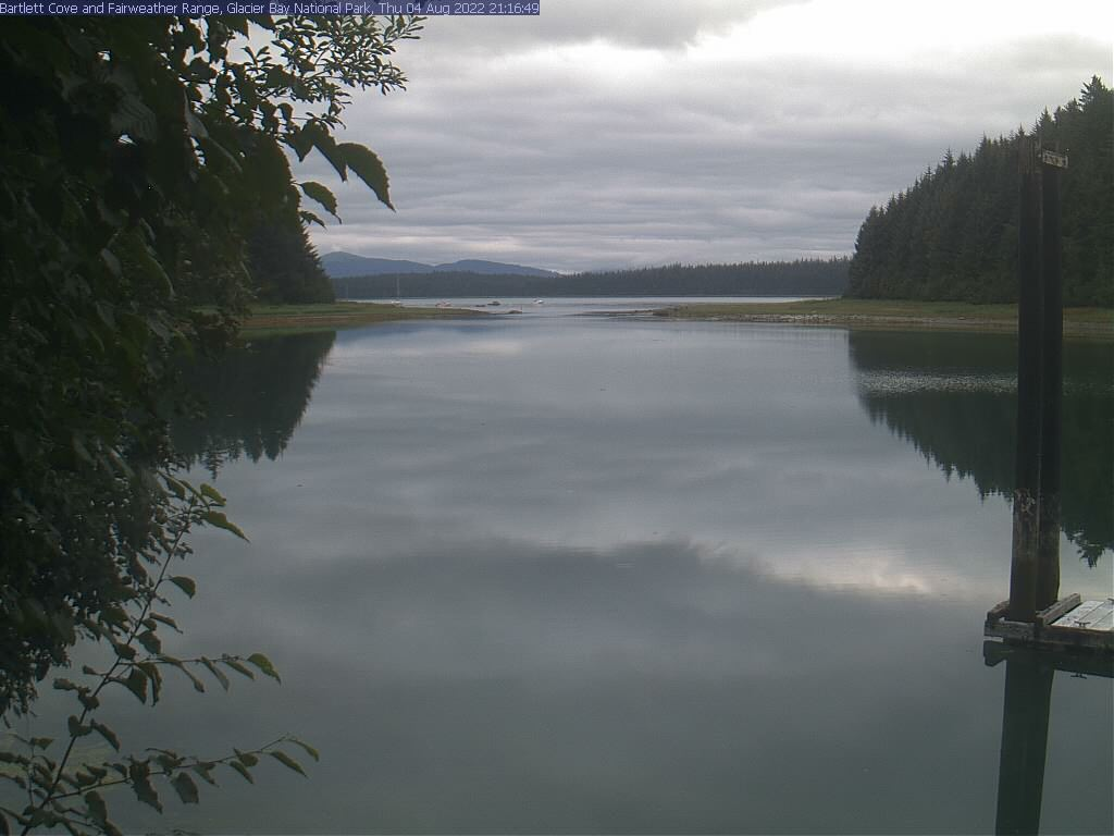 Glacier Bay National Park Air Quality Camera