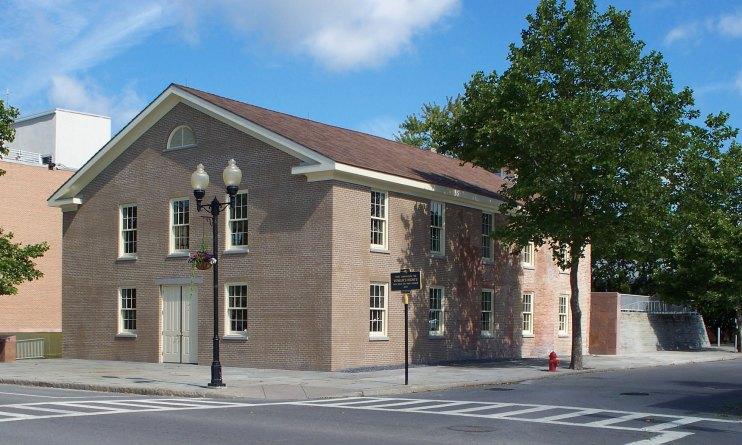Wesleyan Methodist Chapel, Seneca Falls, NY
