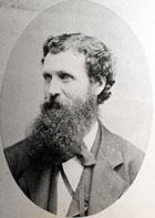 Portrait of John Muir