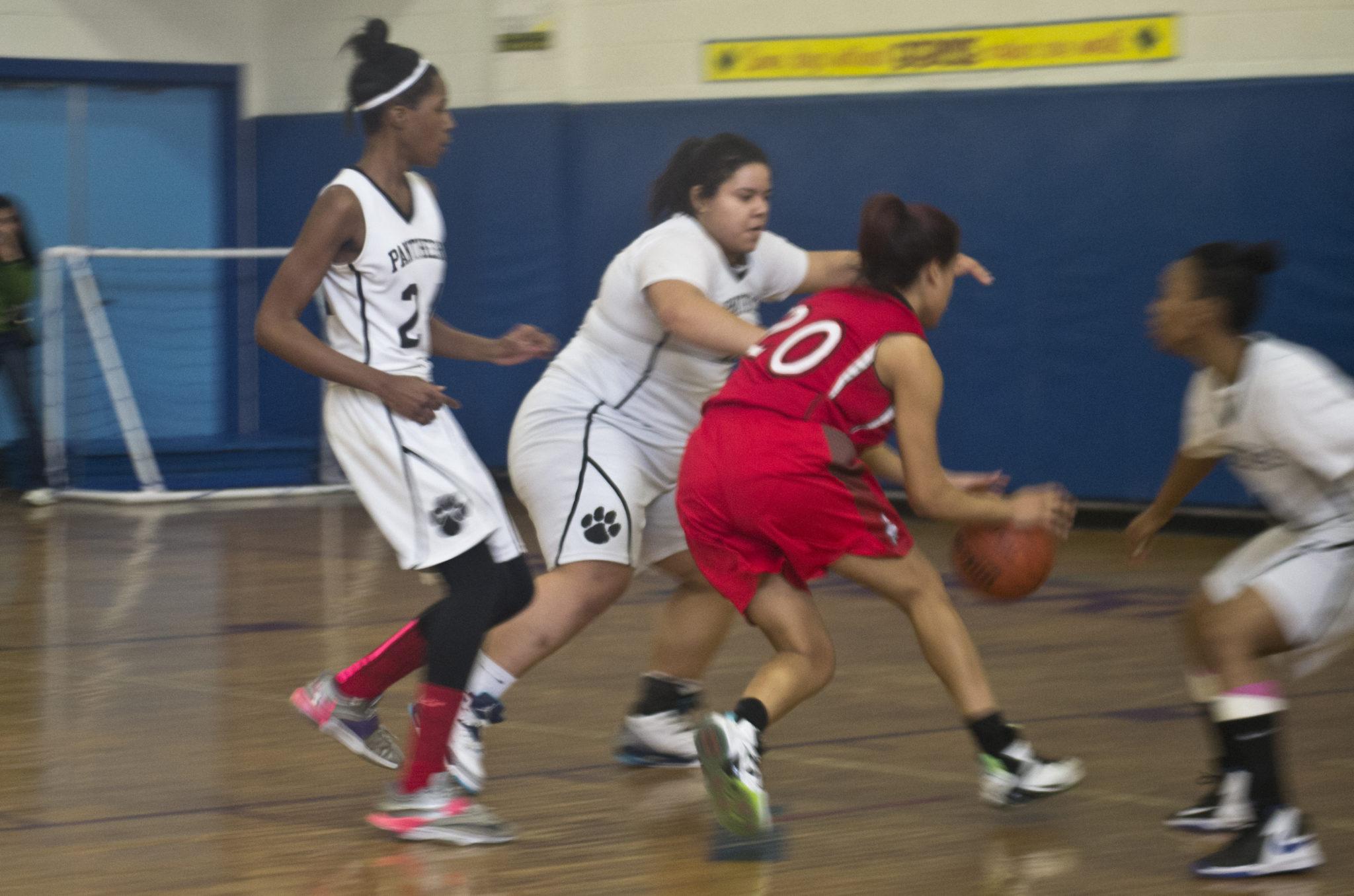 Girl's Basketball Game 3/20 Photo by Ericka