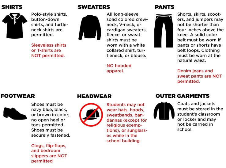 School Uniforms - Newark Board of Education
