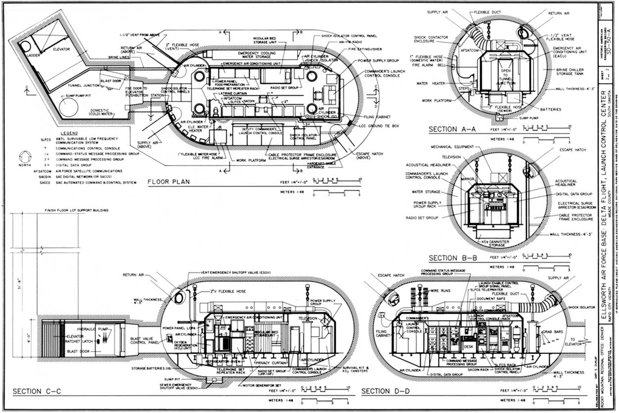 Minuteman Missile Nhs History