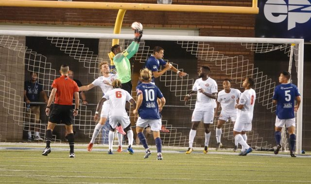 Michigan Stars FC Draws First Members Cup Game Away Against