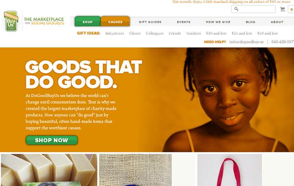 Do Good Store