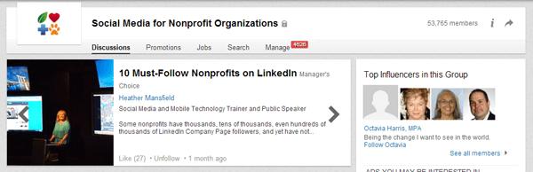 LinkedIn for Nonprofits 2