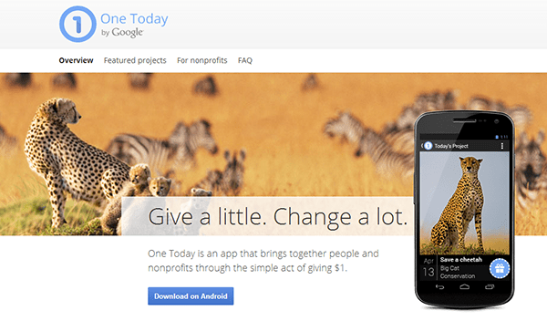Google One Today