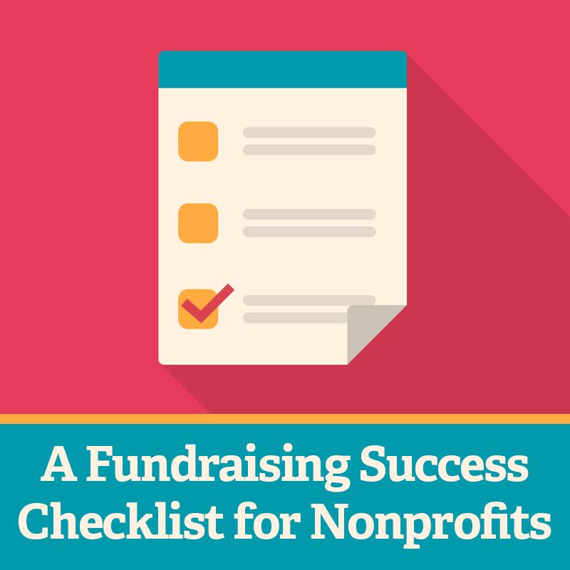 A Fundraising Success Checklist for Nonprofits