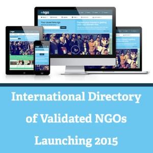 New NGO Portal Square Validated