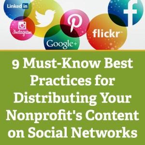 Content Distribution Facebook