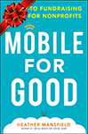 mobile for good with ribbon