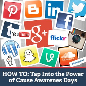 Tap Into The Power Of Cause Awareness Days Facebook