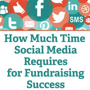 How much time social medis requires facebook