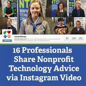 Instgram Video Interviews Facebook