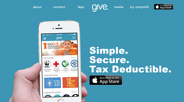 Give App