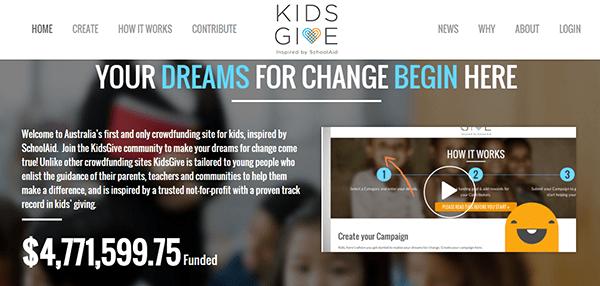 Kids Give