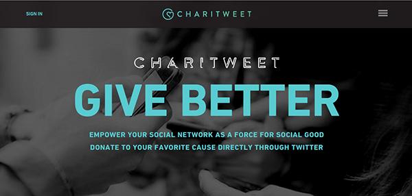 charitweet