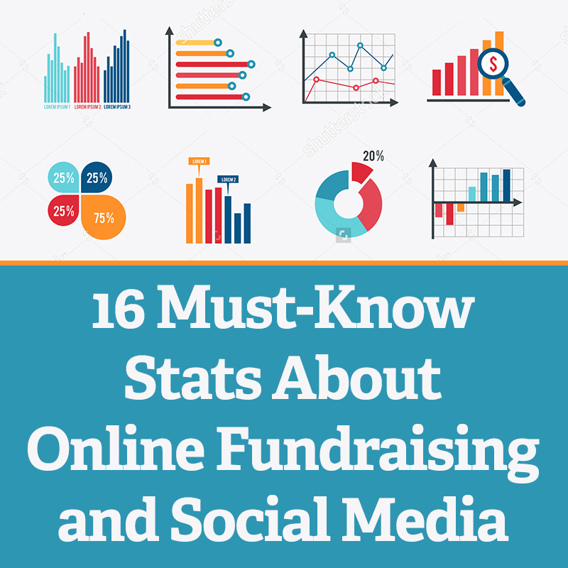 16 Must-Know Stats About Online Fundraising and Social Media