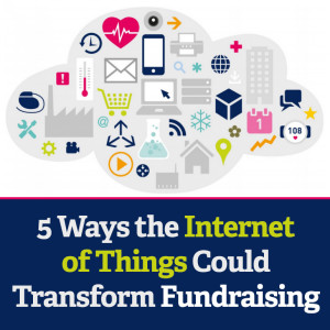 Internet of Things Nonprofits Fundraising Facebook