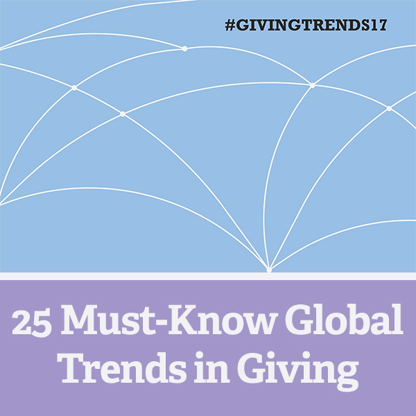 25 Must-Know Global Trends in Giving