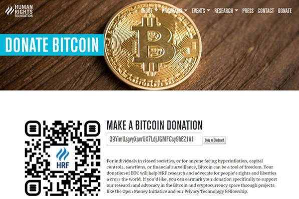 Bitcoin for Nonprofits: Cryptocurrency Fundraising for the