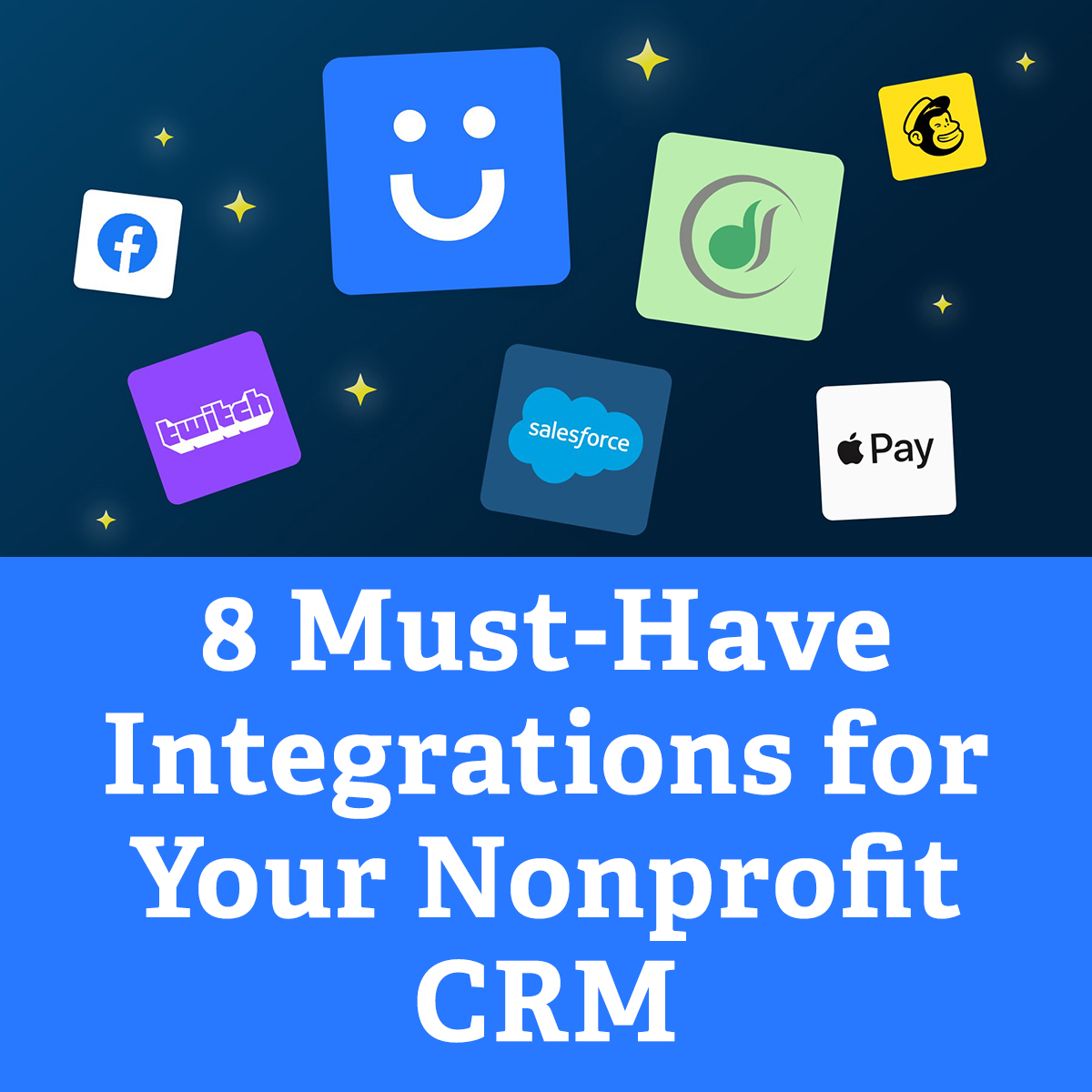 8 Must-Have Integrations for Your Nonprofit CRM