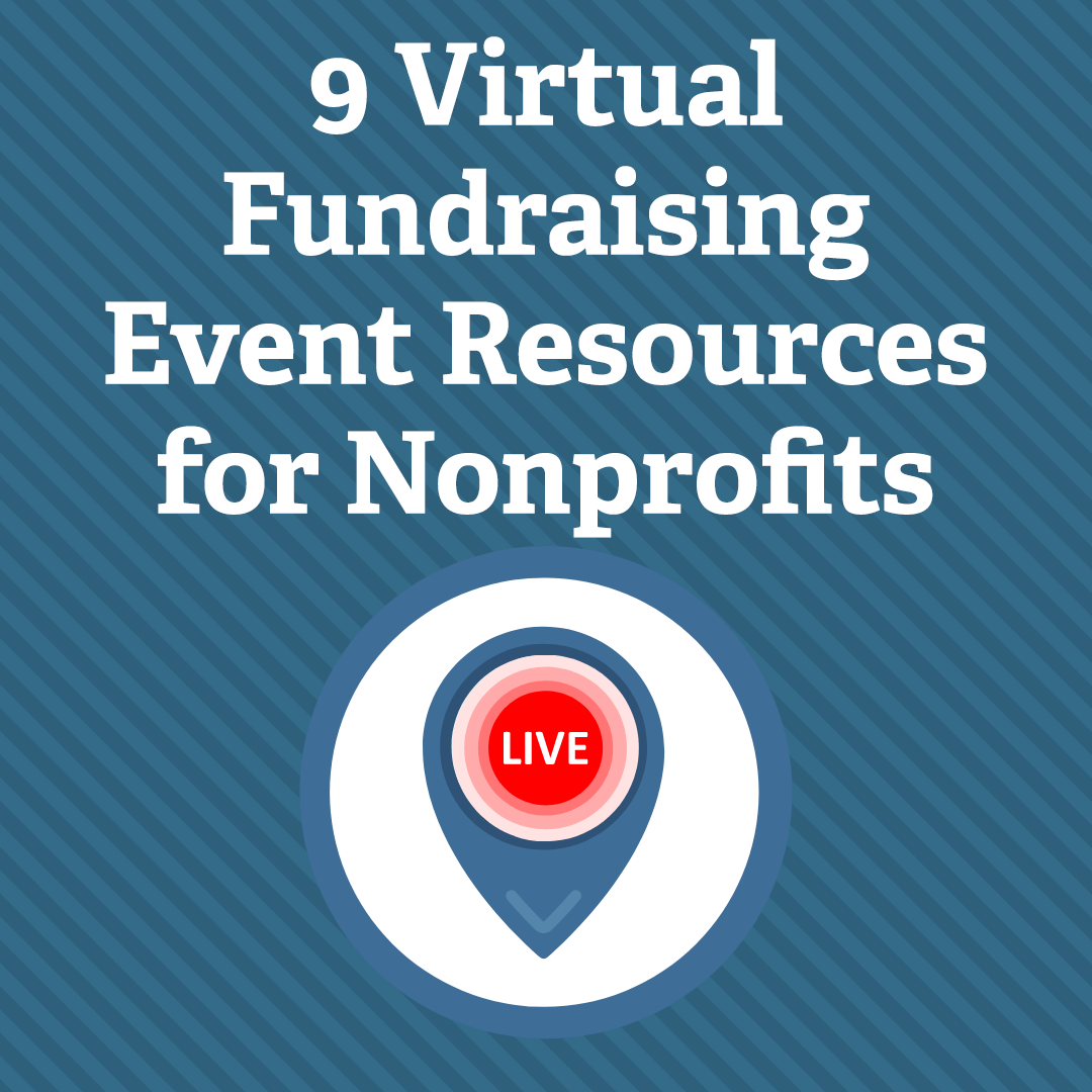 9 Virtual Fundraising Event Resources for Nonprofits