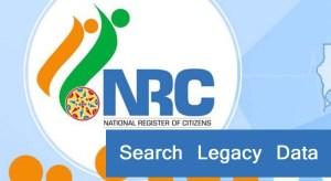 Legacy Data Search