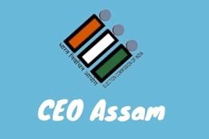 CEO Assam Voter List Assam 2018
