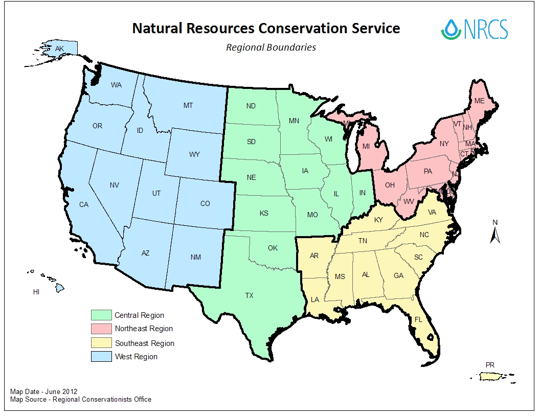 Regional Conservationists
