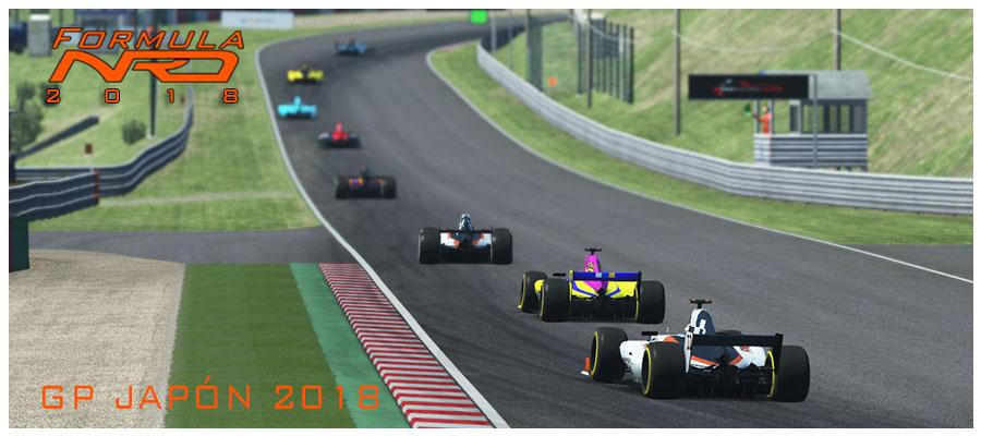 GP Japón, Salida 1º vuelta