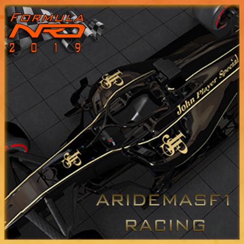 ARIDEMASF1 RACING