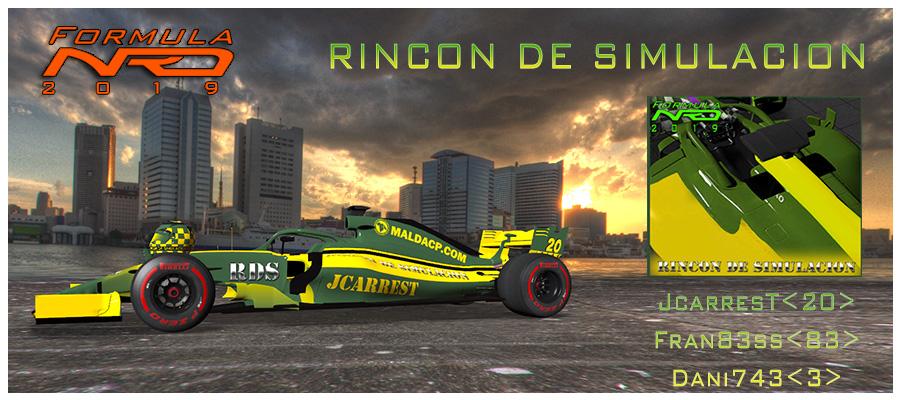 RINCON DE SIMULACION, Presentación!
