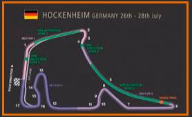 Gran Premio Alemania @ Circuito Hockenheim