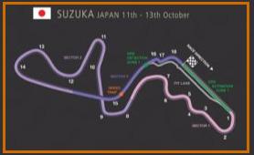 Gran Premio Japón @ Circuito Suzuka 37 vueltas