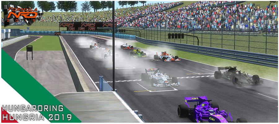 Gran Premio Hungría, Salida