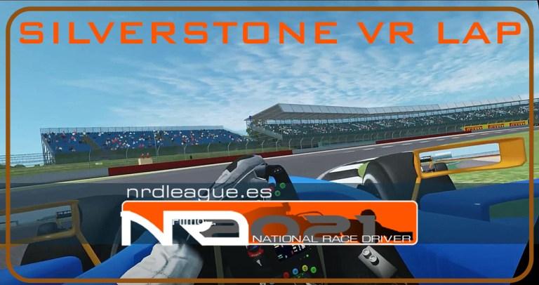 VR Silverstone Onboard lap