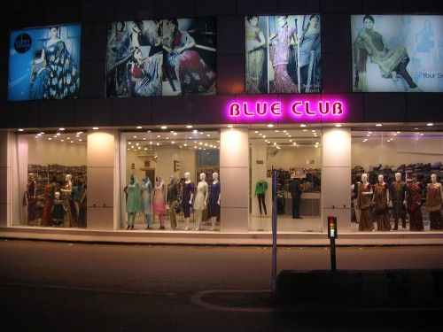 Blue Club Collection Rajkot