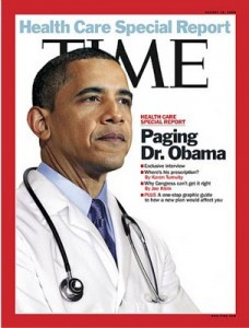 Paging Dr. Obama