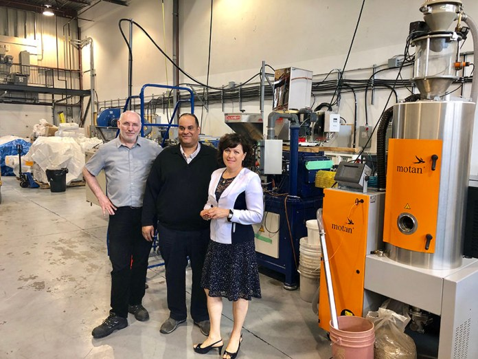 New funding will support research to develop recycling solutions for fiberglass